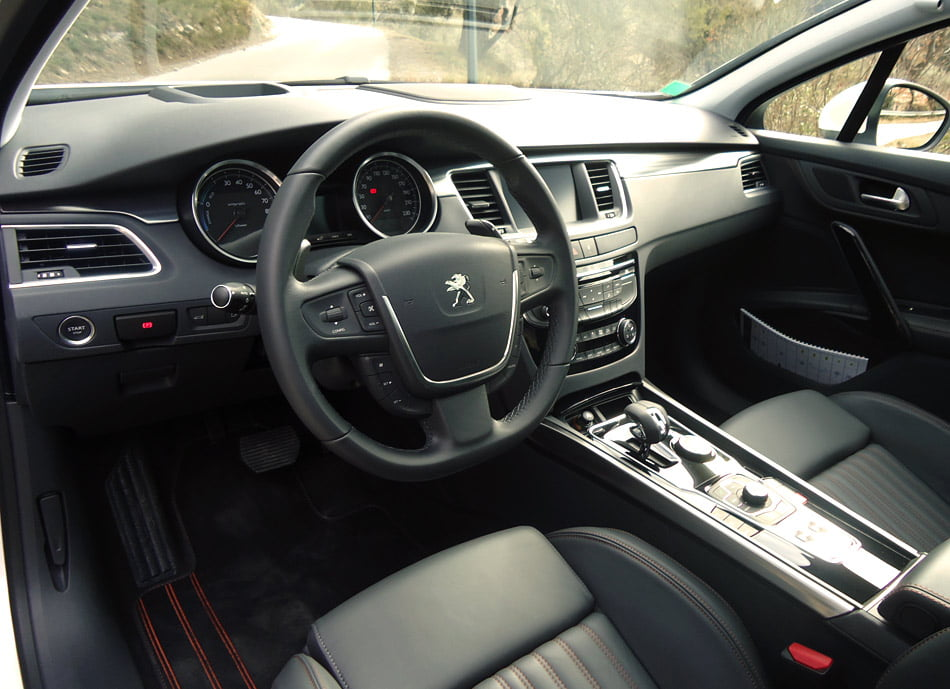 peugeot 508 hybrid4 voiture hybride essais prix. Black Bedroom Furniture Sets. Home Design Ideas