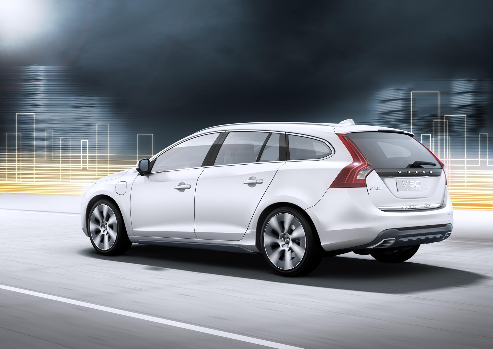 volvo v60 plug in hybrid voiture hybride essais prix caract ristiques. Black Bedroom Furniture Sets. Home Design Ideas