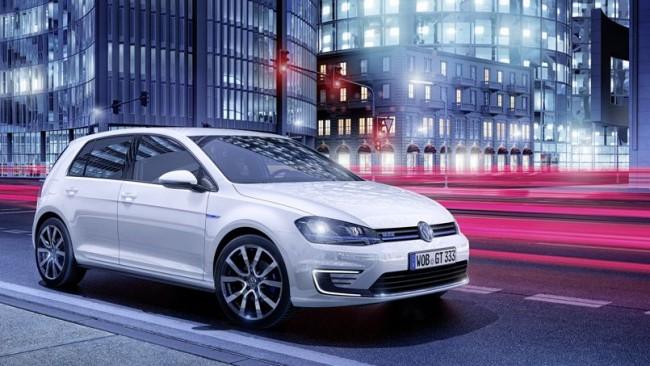 volkswagen golf gte voiture hybride essais prix. Black Bedroom Furniture Sets. Home Design Ideas