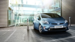 Toyota Prius Rechargeable (PHV)