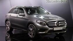 Mercedes-Benz dévoile un nouveau crossover hybride rechargeable