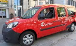 Renault va fournir des voitures électriques à la poste norvégienne