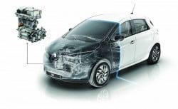 Renault: le nouveau moteur électrique va réduire les pertes