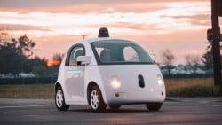 Voiture autonome: des tests sur route publique pour Google