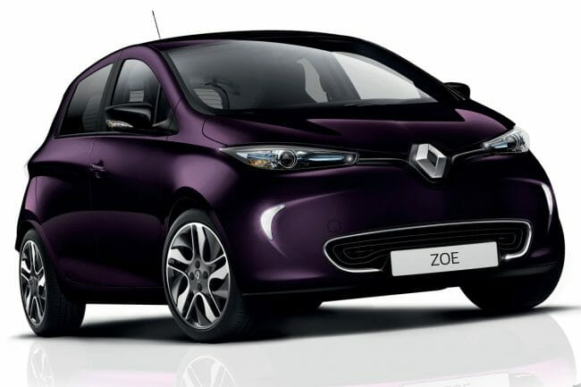 nouvelle renault zoe plus de puissance m me autonomie. Black Bedroom Furniture Sets. Home Design Ideas
