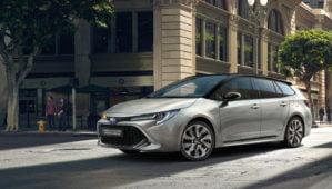 Toyota Auris Touring Sports hybride