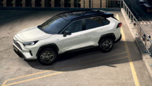 Toyota RAV4 Hybride
