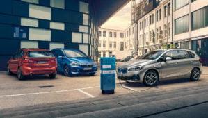 BMW Série 2 ActiveTourer Hybride rechargeable
