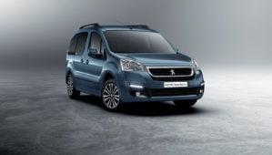 Peugeot e-Partner Tepee