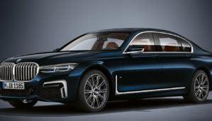 BMW Série 7 Hybride rechargeable
